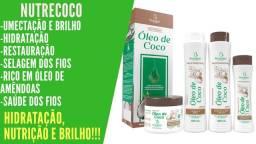 Kit Óleo de coco