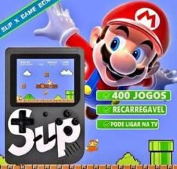 Super Mini Game Retro SUP 400 jogos em 1
