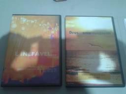 Dois DVDs Meditações de Chiara Lubich