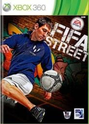 Título do anúncio: Fifa Street Xbox 360