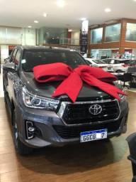 Hilux Toyota 2.8 SRX 4X4 CD 16V Diesel 4P Automático