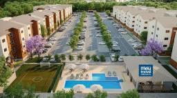 85 - Apartamentos com 2 quartos, 43 m²(Village Alvorada 1)