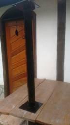 Coluna  moto esmeril