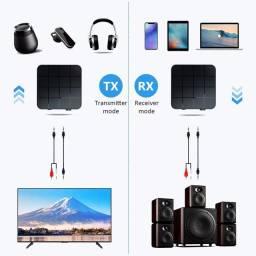 2 Em 1 Bluetooth 5.0 Transmissor De Áudio Receptor Adaptador