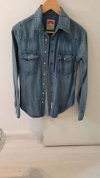 Camisa jeans Sawary