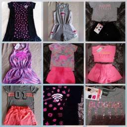 Lote kit revenda roupa infantil