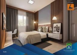 102: Com 2 quartos 1 suíte, apartamentos no Turu//_