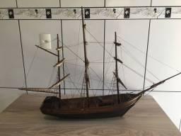 Barco caravela artezanal