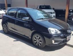 Toyota Etios Hatch Platinum 1.5 Automático
