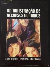Livro usado - Administração de Recursos Humanos George B. Scott S e Arthur S