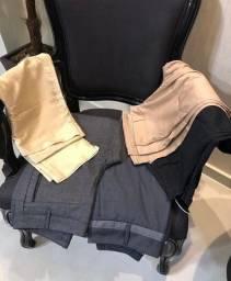 Calças feminina usadas
