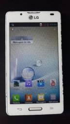 Smartphone LG Optimus L7 II Branco (com nota fiscal)