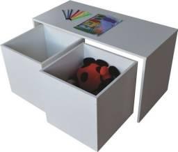 Kit organizador de brinquedos