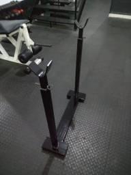 Suporte para bíceps (academia/musculação )