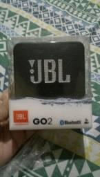 Caixa de som bluetooth GO2 JBL
