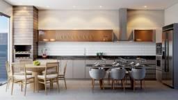 Condominio bonfim paulista,3 suites, cozinha gourmet, piscina,paisagismo e armarios
