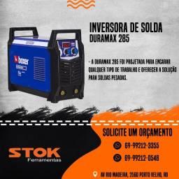 Máquina Inversora de Solda Duramax 285