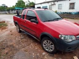 Fiat Strada fire 2010 completa