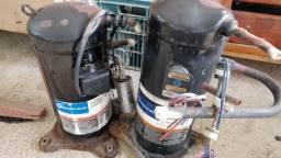Motor de Ar Condicionado Central