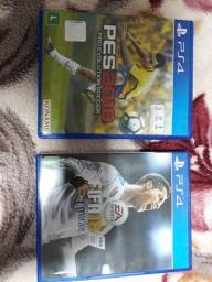 PES18 + FIFA18