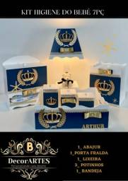 Título do anúncio: Kit higiene do bebê luxo
