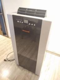 Vendo ar condicionado portátil Honeywell  / quente e frio 127V