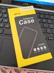 Título do anúncio: Case iPhone XS / X Transparente - Importado EUA