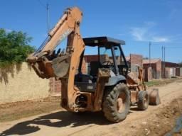 Título do anúncio: Retro Escavadeira 580L ano:2004