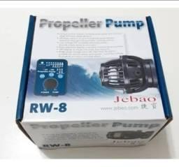 Bomba Circulação Jebao Wireles Rw/pp8 Wave Maker