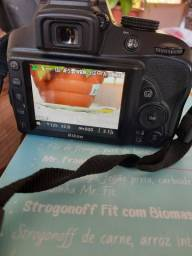 Camera fotográfica Nikon D3400