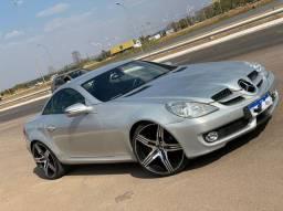 Título do anúncio: Mercedes Conversível Slk200 PEGO TROCAS