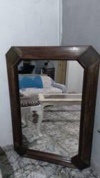 Vende-se espelho raridade