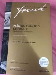 Título do anúncio: Além do princípio de prazer Freud