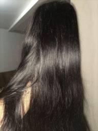 Título do anúncio: Peruca cabelo humano