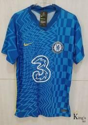 Título do anúncio: Camiseta - Chelsea