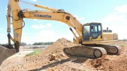 Título do anúncio: Escavadeira Hidráulica  PC350 ano:2010