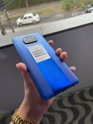 SmartPhone Poco X3 Pro 6GB/128GB + Brinde. 12X Sem Juros!