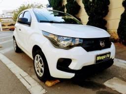 Título do anúncio: Fiat Mobi Like 1.0 Fire Flex Branco Completo Km Baixa Laudo Aprovado Novo