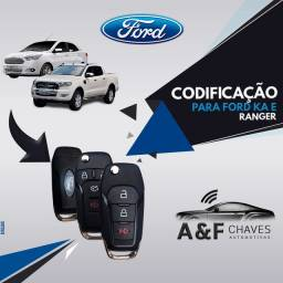 CHAVE CANIVETE FORD