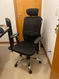 Cadeira Escritorio Sem Detalhes
