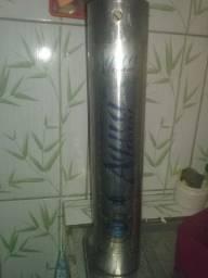 Filtro D'água em Aço Inox