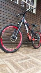 Título do anúncio: Bicicleta VikingX Tuff25