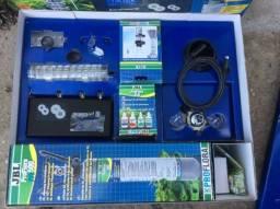 Título do anúncio: Kit Co2 p/ aquário JBL ProFlora m603