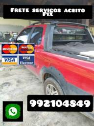 Frete táxi frete Manaus