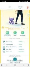 Título do anúncio: Pokemon go conta