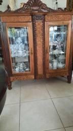 Cristaleira  peça de Antiquário