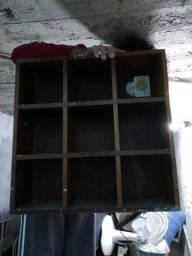 Móvel nicho de decoração