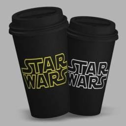 Título do anúncio: Copo Bucks Star wars
