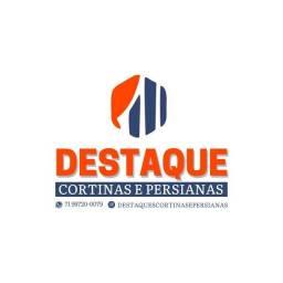 Título do anúncio: DESTAQUE CORTINAS E PERSIANAS EM SALVADOR E RMS