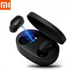 Título do anúncio: Fone de ouvido in-ear sem fio Xiaomi Redmi AirDots 2 preto